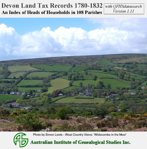 Devon Land Tax Records