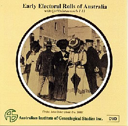 Early Electoral Rolls
